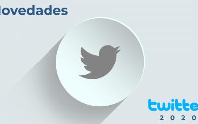 Twitter en 2020, ponte al día de todas las novedades de esta Red Social