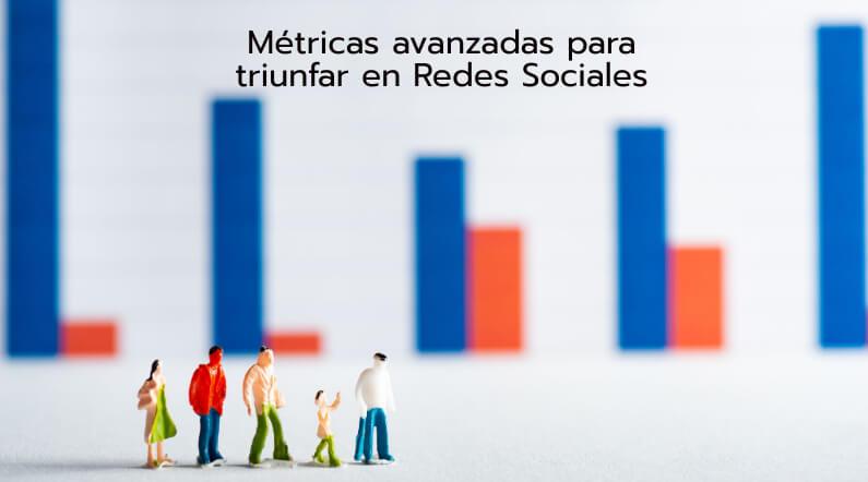 gráficos y redes sociales